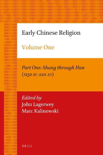 Early Chinese Religion, Part One: Shang Through Han (1250 Bc-220 Ad) (2 Vols.) (Brill's Paperback Collection / Asian Studies) from Brill