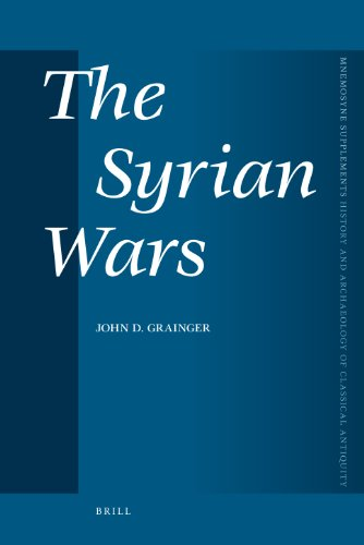 The Syrian Wars (Mnemosyne, Supplements) (Mnemosyne, Supplements / Mnemosyne, Supplements, History and) from Brill
