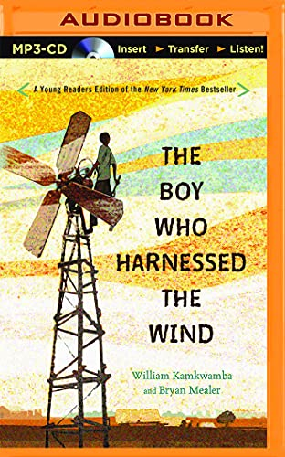 The Boy Who Harnessed the Wind: Young Readers Edition from Brilliance Audio