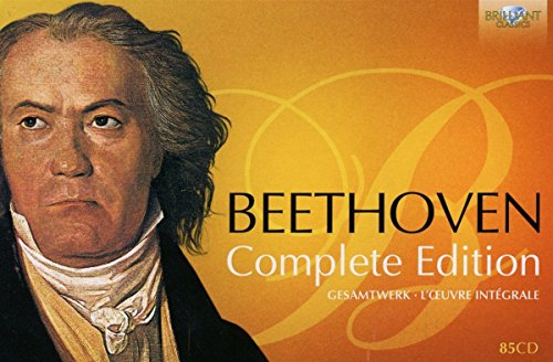 Beethoven Complete Edition ( 85 CDs ) from BRILLIANT CLASSICS