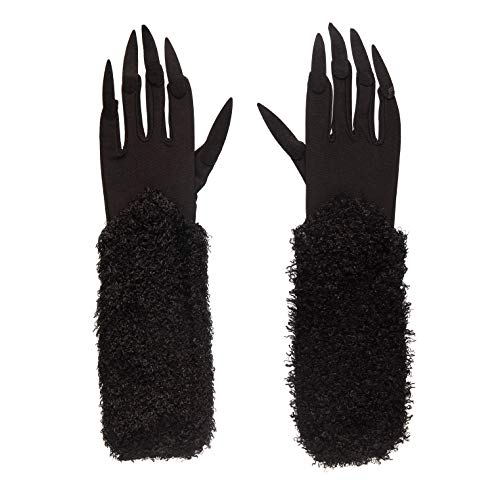 Bristol Novelty BA860 Cat Gloves with Claws, Womens, One Size from Bristol Novelty