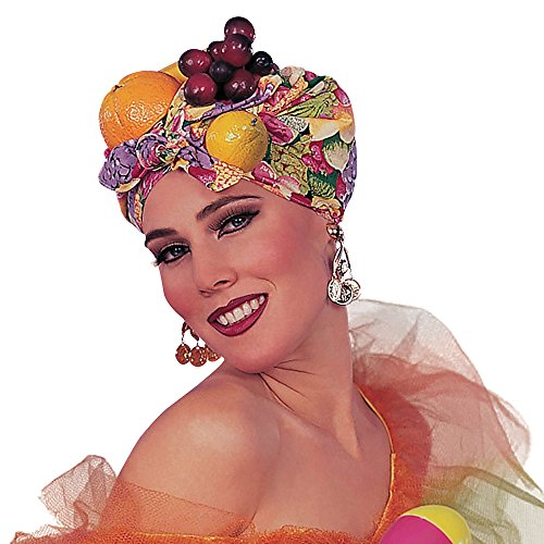 Bristol Novelty BH527 Fruit Headpiece, Womens, One Size from Bristol Novelty