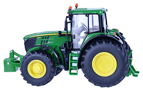 Britains 1:32 John Deere 6195m Tractor  Collectable Farm Vehicle Toy Suitable For Indoor and Outdoor Play  Suitable From 3 years from Britains
