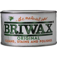 Briwax BW0502341921 Original Wax Polish Medium Brown 400g from Briwax