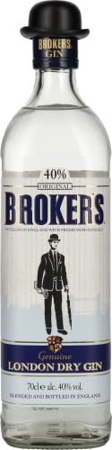 Brokers Gin, 70 cl from Brokers