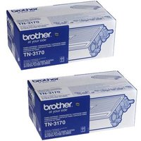 Original Multipack Brother DCP-8065DN Printer Toner Cartridges (2 Pack) from Brother