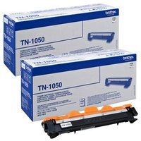 Original Multipack Brother HL-1112A Printer Toner Cartridges (2 Pack) from Brother