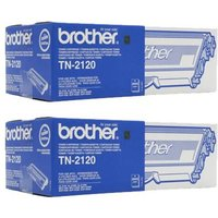 Original Multipack Brother HL-2170 Printer Toner Cartridges (2 Pack) from Brother