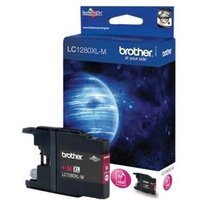 Brother LC1280XLM Magenta Original High Yield Ink Cartridge from Brother