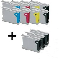 Brother MFC-465CN Printer Ink Cartridges from Brother