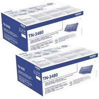 Original Multipack Brother MFC-L6800DWT Printer Toner Cartridges (2 Pack) from Brother