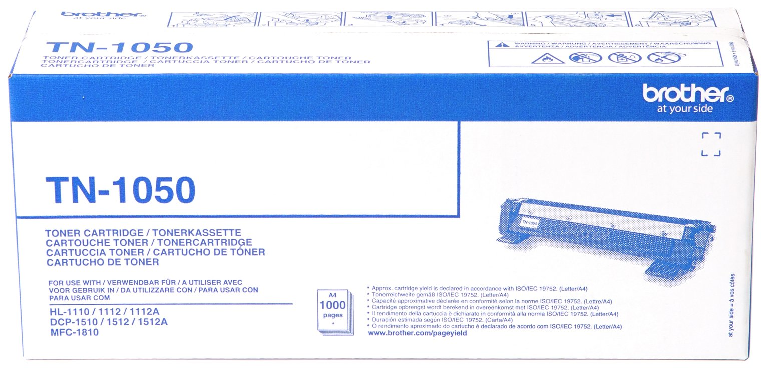 Brother - TN105 Black - Toner Cartridge from Brother