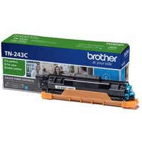 Brother TN243C Cyan Original Standard Capacity Toner Cartridge from Brother