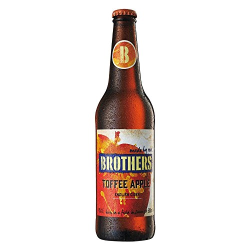 Brothers Toffee Apple English Cider - 12 x 500ml from Brothers Drinks Limited