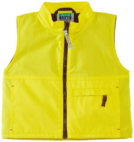 Brownie Girl's Gilet Yellow C24IN from Brownie