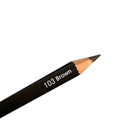 Brussels08 1 Pc Makeup Eyebrow Liner Pencil Enhancer Waterproof Drawing Eyebrow Pencil Eye Brow Pen Cosmetics Beauty Tools For Marking, Filling And Outlining 103brown from Brussels08