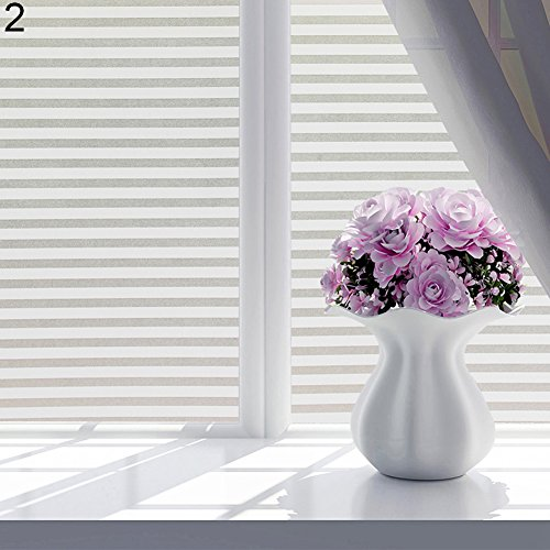 Brussels08 Butterfly Bubble Flower Frosted Decorative Privacy Window Sticker Film 3D Static Cling Glass Film UV Blocking Privacy Glass Stickers For Home Living Room Bedroom 2# from Brussels08