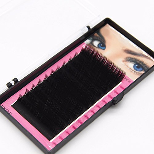 Brussels08 Women's Natural 3D Makeup False Eyelashes Set Reusable Handmade Eye Lahes Extension DIY Thick Fake Eye Lashes Flexible Wispy False lashes for Daily Party Pom Cosplay 10mm from Brussels08