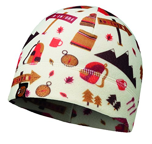 Buff Kids Polar Fleece Headwear, Polar Adventure Cru/Cru, One Size from Buff