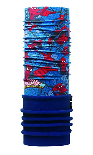 Buff Kid's Spider-Man Spiderman Warrior Polar, Multi-Colour, One Size from Buff