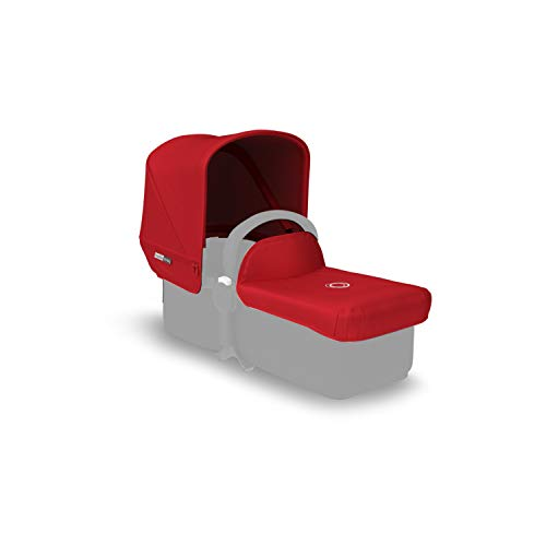 Bugaboo - Case Pack Additional Donkey (Sunroof Extensible) Red from Bugaboo