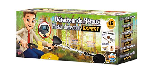 BUKI KTD2000 - Metal Detector Expert from Buki France