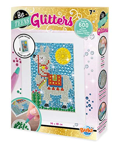 Buki France DP003 Be Teens Glitters, Llama from Buki France