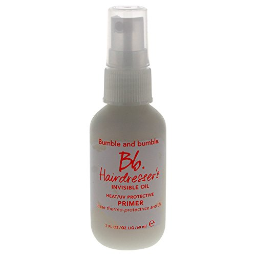 Hairdresser's Invisible Oil by Bumble and bumble Heat/UV Protective Primer 60ml from Bumble and Bumble