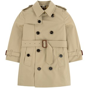 Burberry Beige Mayfair Heritage Trench Coat 8 years from Burberry