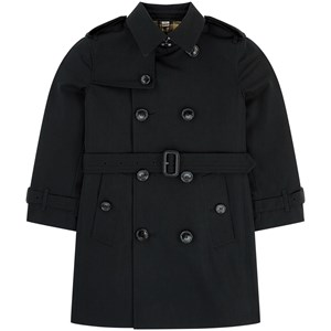 Burberry Black Mayfair Heritage Trench Coat 10 years from Burberry