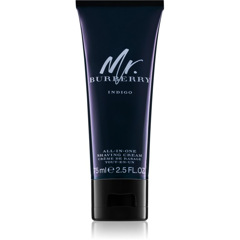 Burberry Mr. Burberry Indigo Shaving Cream for Men 75 ml from Burberry