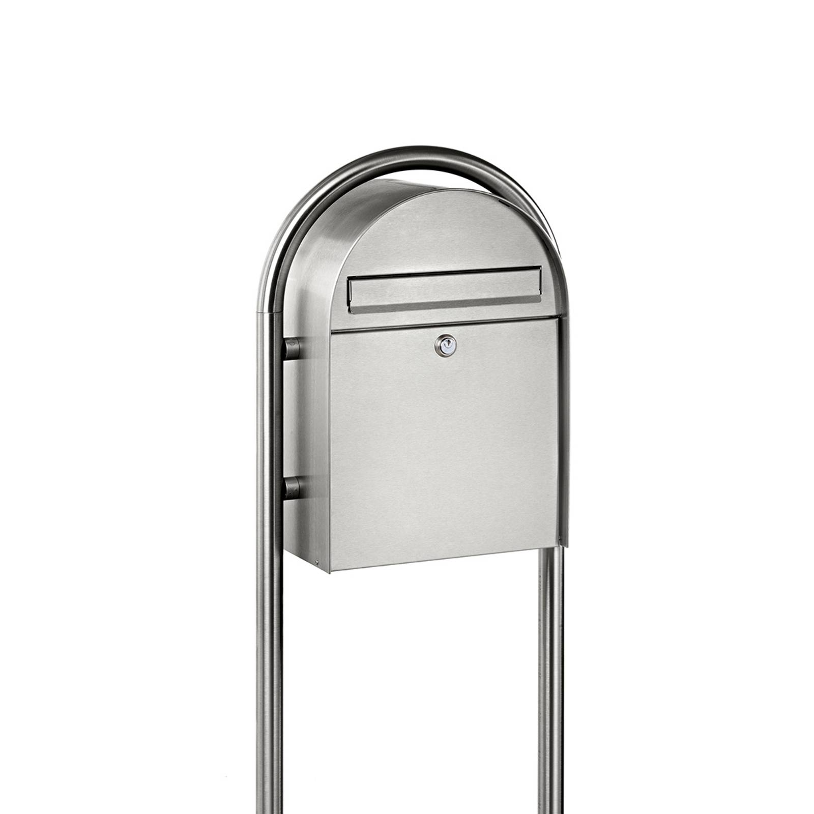 Stainless steel round arch holder 3685 Ni 36.3 cm from Burgwächter