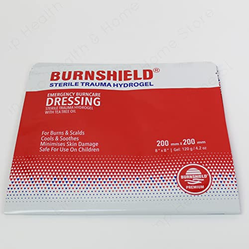Burnshield Burn Dressing 20cm x 20cm from Burnshield