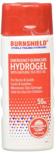 Burnshield Hyrdogel Treatment of Minor Burns, Scalds & Sunburn 50ml from Burnshield