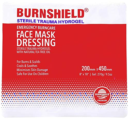 Burnshield Strip Limb Burn Dressing 5 X 100cm (sterile And Individually Wrapped) from Burnshield