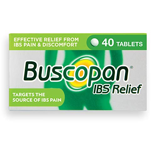 Buscopan IBS Relief, Pack of 40 Tablets from Buscopan