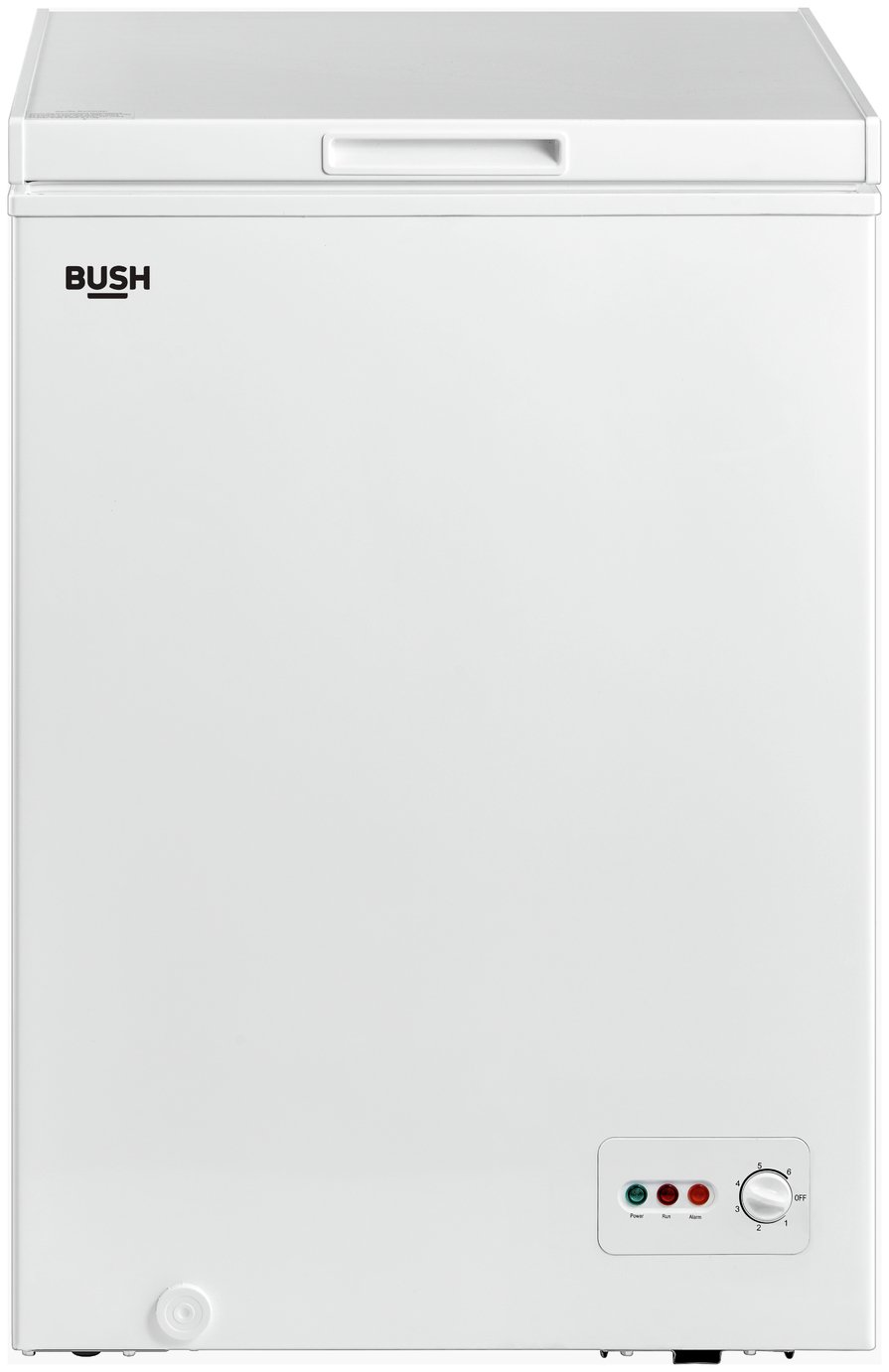 Bush - BCF99L - Chest - Freezer- White from Bush