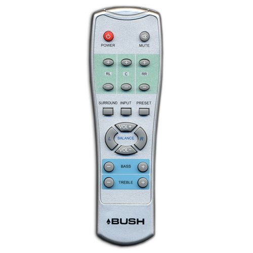 Original Remote Control for Bush DVDAV11K from Bush