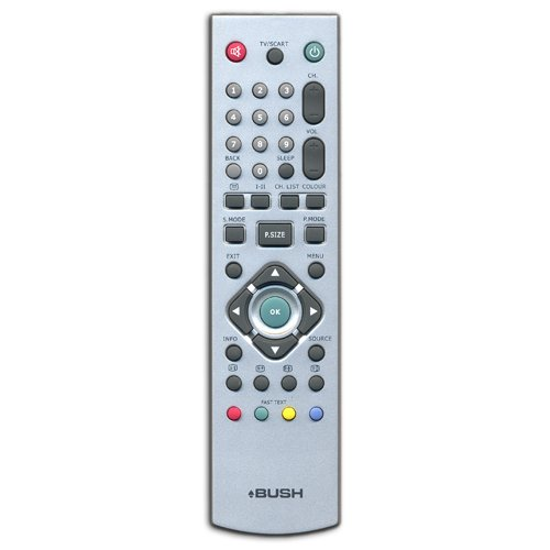 Original Remote Control for Bush LCD26TV016HD from Bush