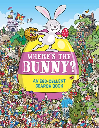 Where's the Bunny?: An Egg-cellent Search-and-Find Book (Search and Find Activity) from Helen Brown