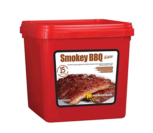 2.5kg of American Smokey BBQ Glaze /Seasoning / Spice / Meat Rub from Butchers-Sundries