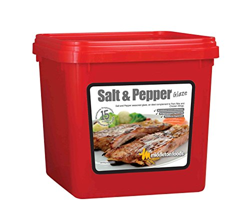 2.5kg of Salt & Pepper Glaze / Meat Rub / Marinade / Butchers / Spice / Flavour from Butchers-Sundries