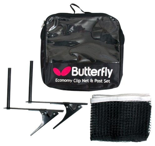 Butterfly Economy Clip Net and Post Set from Butterfly