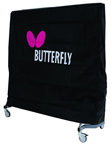 Butterfly Unisex's Table Cover-Large, Black from Butterfly