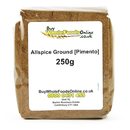 Allspice Ground [Pimento] 250g (Buy Whole Foods Online Ltd.) from Buy Whole Foods Online Ltd.
