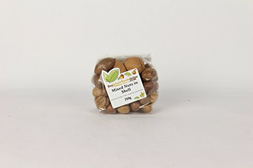 Buy Whole Foods Online Mixed Nuts in Shell 250 g from Buy Whole Foods Online Ltd.