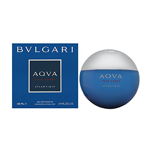 Bvlgari Aqva Pour Homme Atlantique Eau De Toilette Spray – 100 ml from Bvlgari