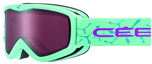 Cébé Kids' Teleporter Goggles, Mint Pink, Xtra Small from Cébé