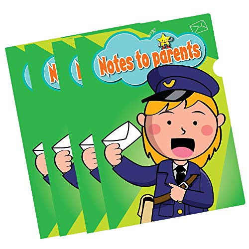 C.S. Kids Notes To Parents Folders (Pack of 30) from C.S. Kids