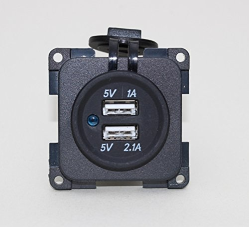 CBE / C-line Modular Twin USB Socket from CBE / C-line